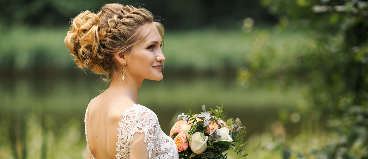 bridal hairstyles featured
