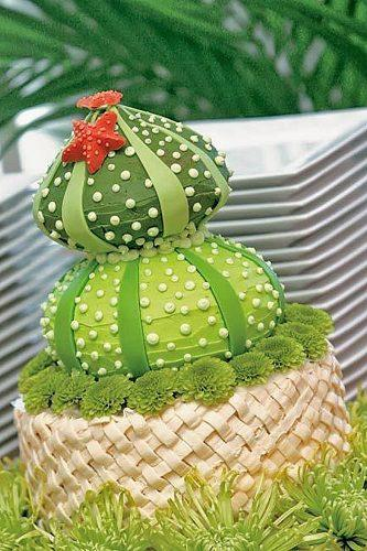 prickly wedding cakes 4
