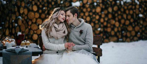 rustic winter wedding elena vakhovskaya featured