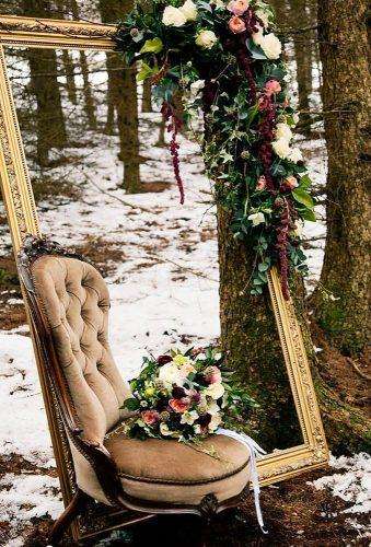 rustic winter wedding winter weddinfg decor for photo revelrypartyco
