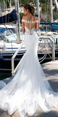 tina valerdi wedding dresses mermaid off the shoulder lace illusion long sleeve backless with train aleksandra