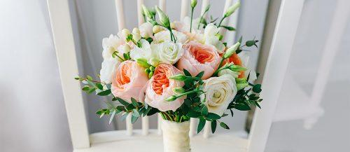 51 Glamorous Blush Wedding Bouquets That Inspire