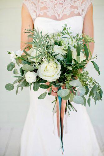 green floral wedding ideas 6