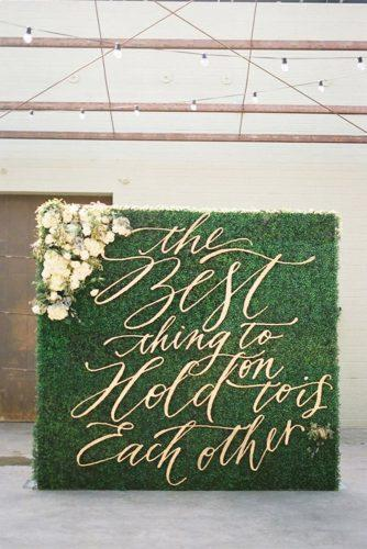 greenery wedding decorations 3