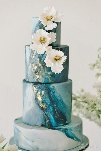 stone like effect wedding cakes 6