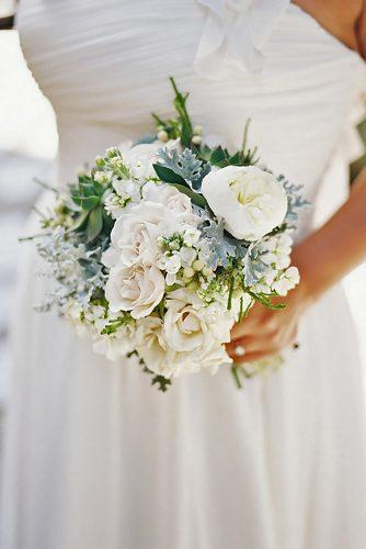 gray wedding bouquets 22