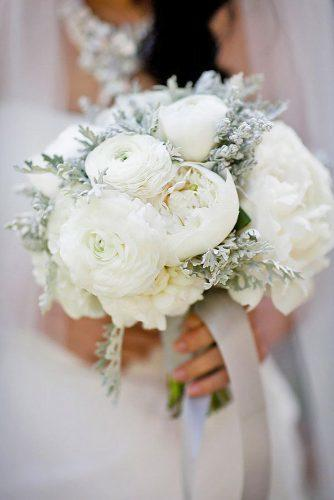 gray wedding bouquets 19