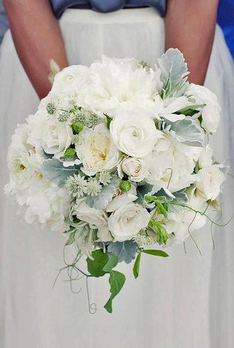 gray wedding bouquets 15