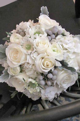 gray wedding bouquets 11
