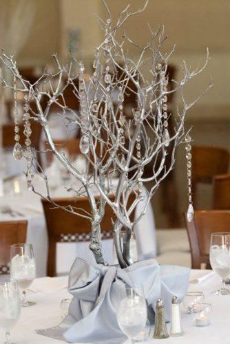 winter wedding table decorations 4