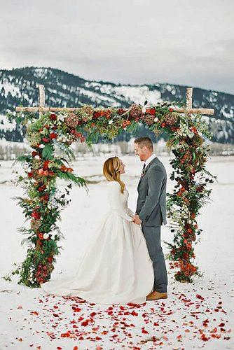 winter wedding decorations 2
