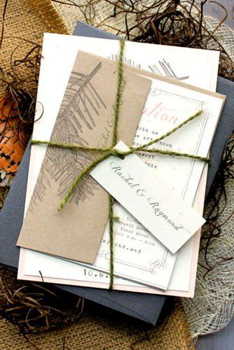 winter wedding invitations 1