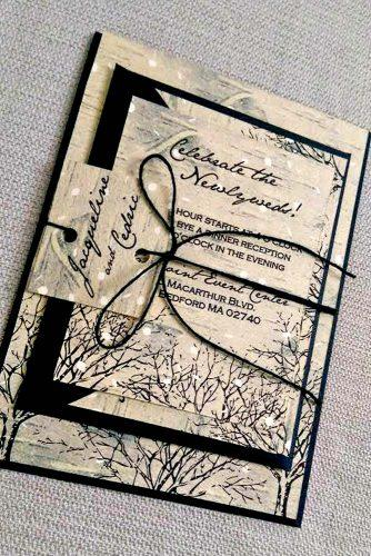 winter wedding invitations 2