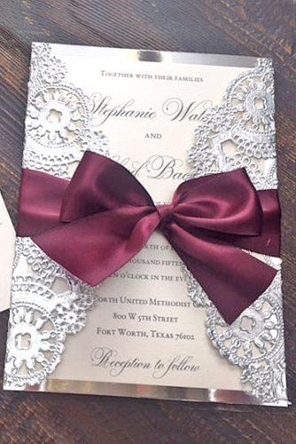 wintry wedding stationery 2