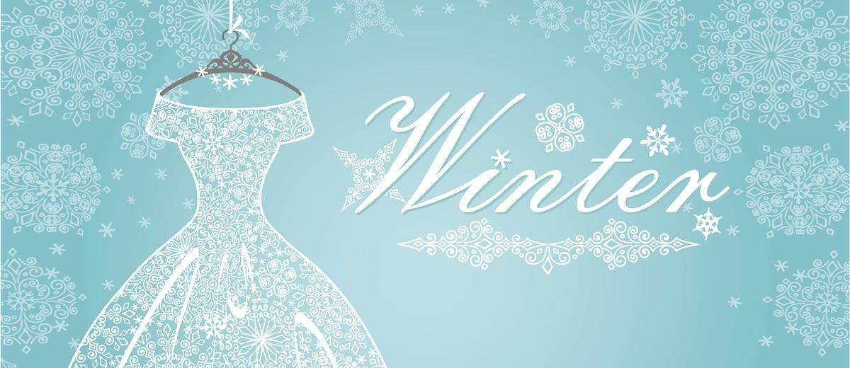 winter wedding invitations main