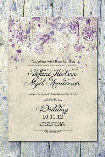 wedding invitations winter details 6