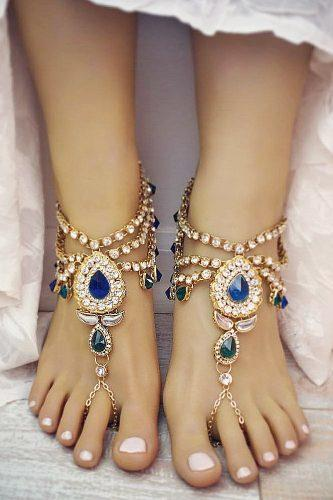 barefoot wedding shoes 11
