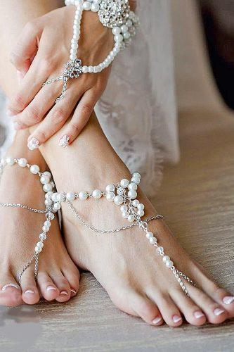 barefoot wedding shoes 1