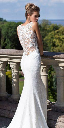 long sleeve wedding gowns by ida torez 3