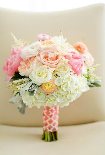 bridal bouquet shapes pink round bouquet carriedarlingevents