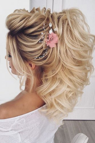 curly wedding hairstyles blond pony nadigerber