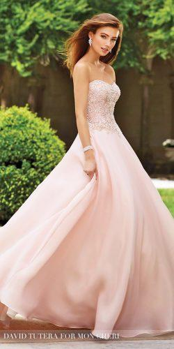 gorgeous sweetheart wedding dresses by david tutera 1