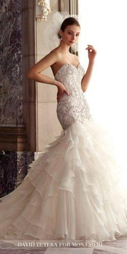 gorgeous sweetheart wedding dresses by david tutera 3