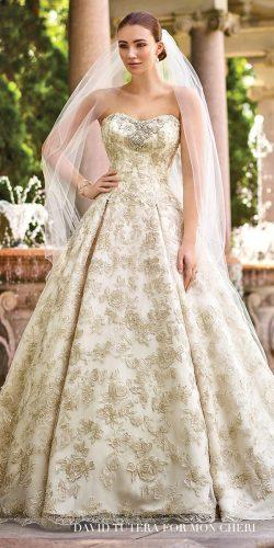 gorgeous sweetheart wedding dresses by david tutera 4