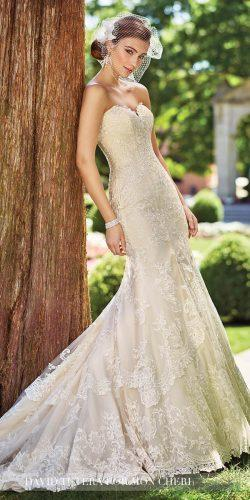 gorgeous sweetheart wedding dresses by david tutera 5