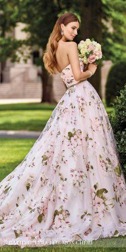 a line wedding dresses by david tutera 1