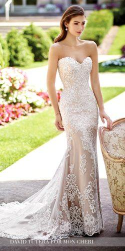 gorgeous sweetheart wedding dresses by david tutera 6