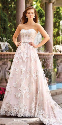 a line wedding dresses by david tutera 2