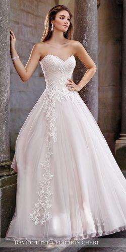 a line wedding dresses by david tutera 3