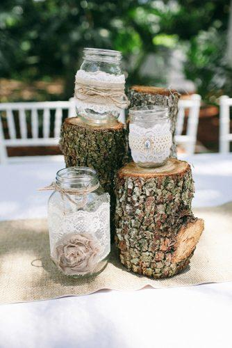 36 Gorgeous Mason Jars Wedding Centerpieces Wedding Forward