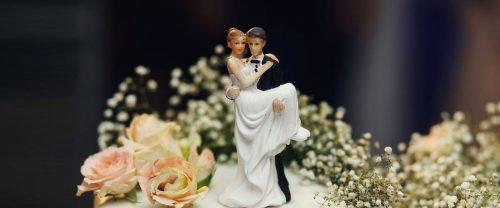 romantic wedding cake toppers featured