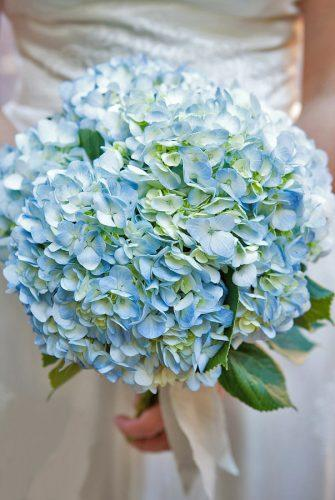 single flower wedding bouquets 18