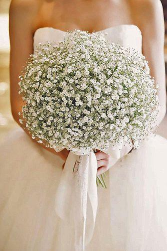 single bloom wedding bouquets 4