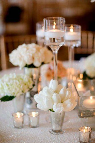 wedding tulps centerpieces 6