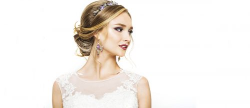 wedding hairstyles bridal dresses featured