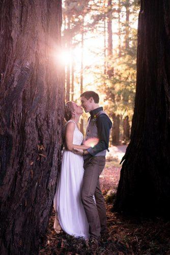 wedding photographers romantic in wood dejoyphotography