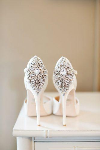 bridal shoes alison photography