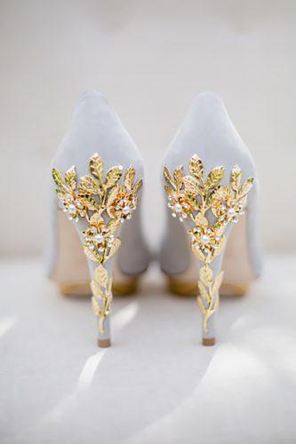 bridal shoes cecelina photography