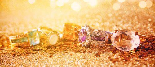 amazing elegant gold rings colored engagement rings