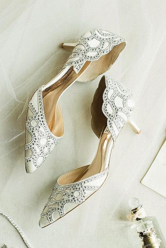 comfortable wedding shoes with heels ivory bashful captures photography