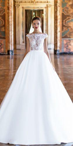 aline ball gown wedding dresses by millanova 3