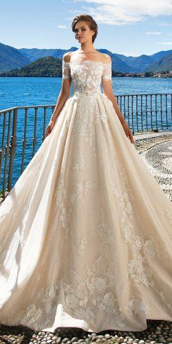 millanova wedding dresses 2017 lace aline gowns