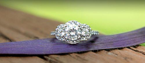 24 Three Stone Engagement Rings You Will Want