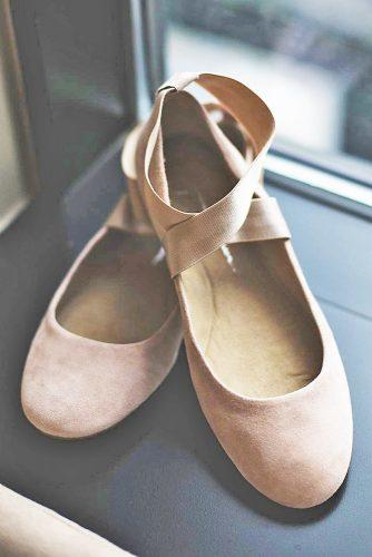balet wedding shoes