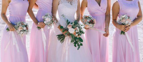 bridesmaid wedding bouquets featured