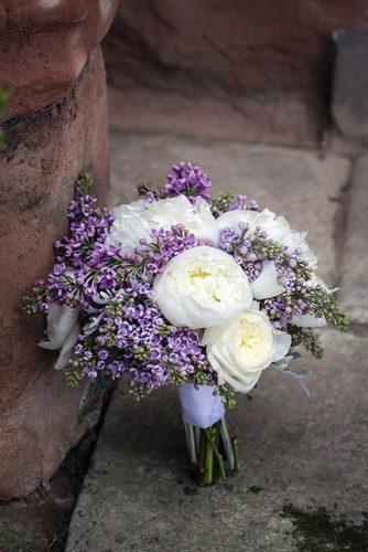 bridesmaid wedding bouquets with lilac and white roses atd photography